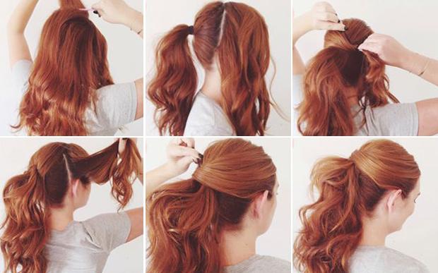 Penteados Fáceis Para Fazer